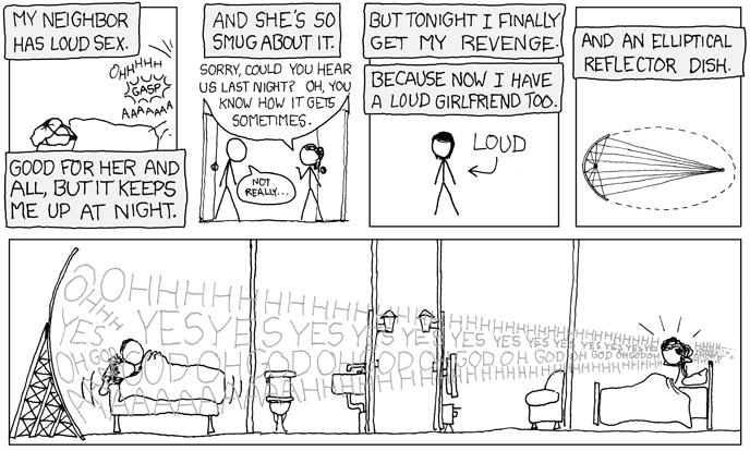 xkcd - loud sex