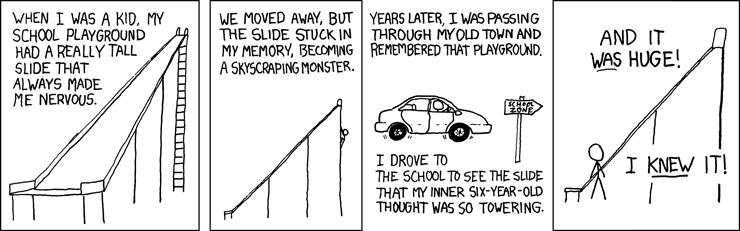 xkcd slide comic